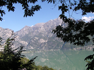Dascio little lake